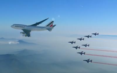 Air France 747 Forever