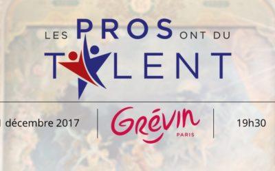 Les Pros ont du talent 2017 avec la Sécurité Routière sur RTL