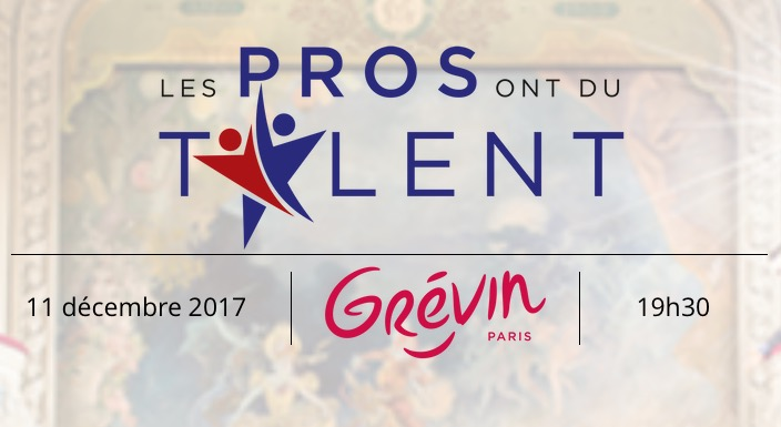 Les Pros ont du Talent 2017 – le gagnant !